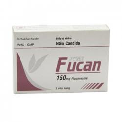 Thuốc kháng sinh PMP Pyme Fucan 150mg