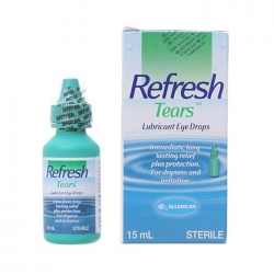 Thuốc nhỏ mắt Refresh Tear, Hộp 15ml