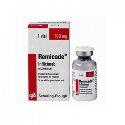 Thuốc Remicade, Hộp 1 lọ