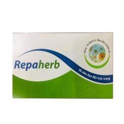 Viên đặt trực tràng Repaherb, Hộp 10 viên