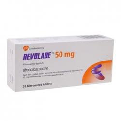 Thuốc Gsk Revolade 50mg, Hộp 14 viên