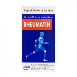 Rheumatin Upharce 100 viên - Viên uống bổ khớp