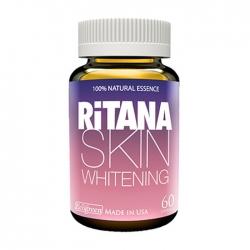 Ritana Skin Whitening giúp da trắng sáng tự nhiên