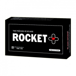 Tpbvsk sinh lý nam  Rocket + Hộp 45 viên