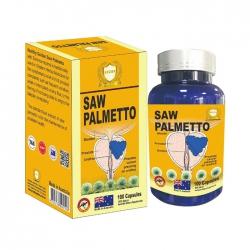 Saw Palmetto Healthy Golden 100 viên - Viên uống lợi tiểu