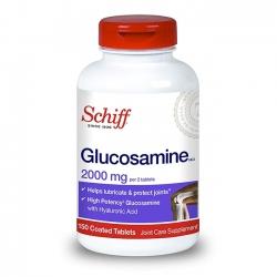 Tpbvsk  xương khớp Schiff Glucosamine 2000mg, Chai 150 viên