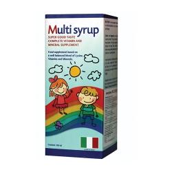 Siro ăn ngon Multi Syrup