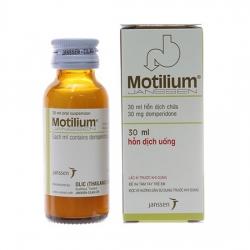 Siro Motilium, Chai  30ml