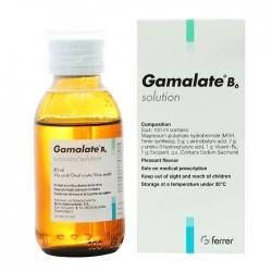 Siro Ferrer Gamalate B6 80ml