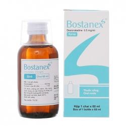 Bostanex 0.5mg/ml Boston, Chai 60ml