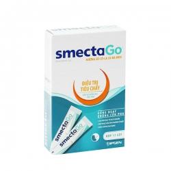 Thuốc trị tiêu chảy Smecta Go 12 gói