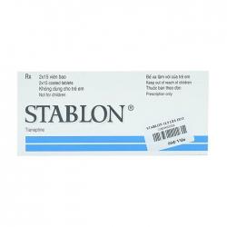 Stablon 12.5mg Servier 2 vỉ x 15 viên