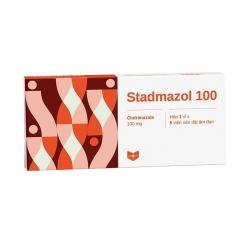 Thuốc đặt âm đạo Stella Stadmazol 100