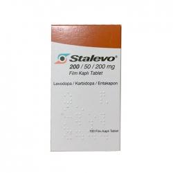 Thuốc Stalevo 200mg/50mg/200mg, Hộp 100 viên TNK