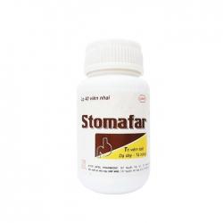 Pharmedic Stomafar, Lọ 40 viên