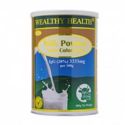 Sữa bò non úc Wealthy Health 400g