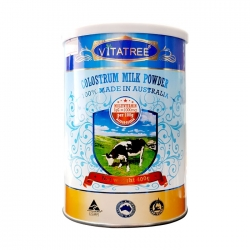 Sữa bò non Vitatree Colostrum Milk Powder, Hộp 400g