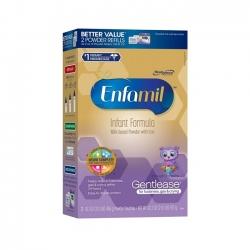 Sữa bột Enfamil Gentlease dành cho bé 0 - 12 tháng
