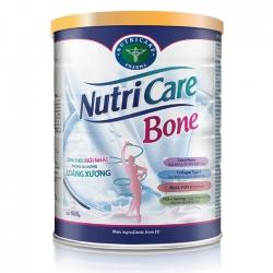 Sữa bột Nutricare Bone phòng ngừa loãng xương, 900g