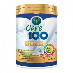 Sữa bột Nutricare Care 100 Gold cho trẻ biếng ăn suy dinh dưỡng 1-10 tuổi, 400g