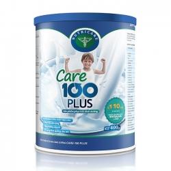 Sữa bột Nutricare Care 100 Plus cho trẻ biếng ăn nhẹ cân 1-10 tuổi, 400g