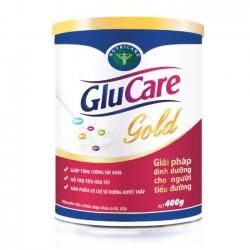 Sữa bột Nutricare Glucare Gold dinh dưỡng cho người tiểu đường, 400g