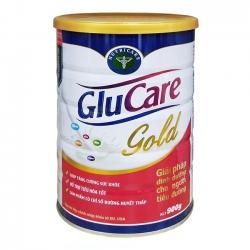 Sữa bột Nutricare Glucare Gold dinh dưỡng cho người tiểu đường, 900g
