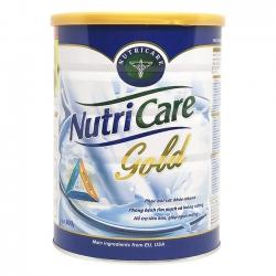 Sữa bột NutriCare Gold phục hồi bồi bổ cơ thể, 900g