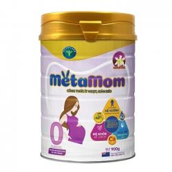 Sữa bột Nutricare MetaMom cho phụ nữ mang thai & cho con bú - hương vani, 900g