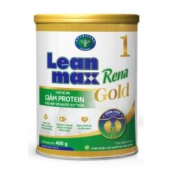 Sữa cho người suy thận Nutricare Leanmax Rena Gold 1 400g