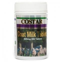 Sữa dê Costar Goat Milk Tablet 620mg - Chai 300 viên
