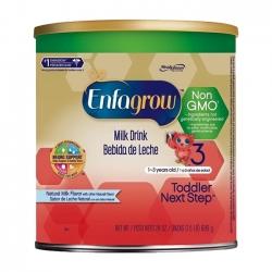 Sữa Enfagrow Older Toddler Vanilla Non-GMO số 3 dành cho bé từ 1-3 tuổi