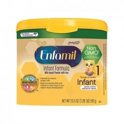 Sữa Enfamil Non GMO dành cho bé từ 0-12 tháng