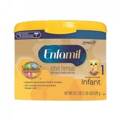 Sữa Enfamil Premium Infant dành cho bé từ 0 - 12 tháng