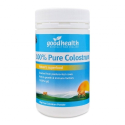 Sữa Non Goodhealth 100% Pure Colostrum From New Zealand (Hộp 100g)