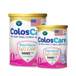 Sữa non tăng cường miễn dịch ColosCare số 0+