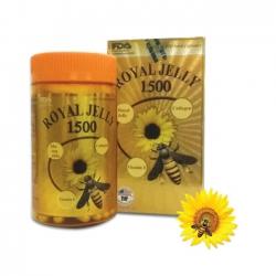 Sữa ong chúa Royal Jelly 1500 tái tạo da tăng cường sức khỏe