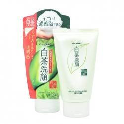 Sữa rửa mặt trà xanh Shirochasou Green Tea Foam Nhật Bản 120g