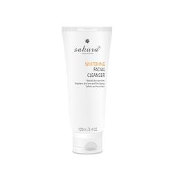 Sữa rửa mặt trắng da Sakura Whitening Facial Cleanser 100ml