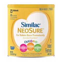 Sữa Similac NeoSure dành cho trẻ từ 0-12 tháng 371gr