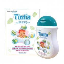 Sữa tắm gội thảo dược Tintin Tất thành, Chai 100ml