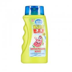 Sữa tắm gội xả 3 in 1 White Rain Kids Watermelon Wave