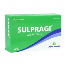 Sulpragi Agimexpharm 3 vỉ x 10 viên