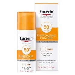 Kem chống nắng có màu Eucerin CC Fair SPF50+ 50ml