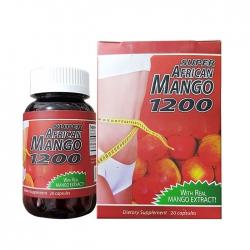 Tpbvsk giảm cân Super African Mango 1200