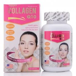 Super Collagen Q10 hạn chế lão hóa, giúp làm đẹp da, tóc và móng
