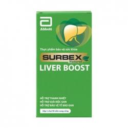 Surbex Natural Liver Boost Abbott 90 viên