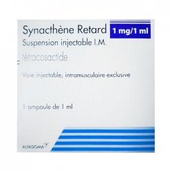 Synacthene Retard 1mg/1ml Alfasigma 1 lọ