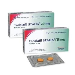 Thuốc cường dương Tadalafil 20mg Stada
