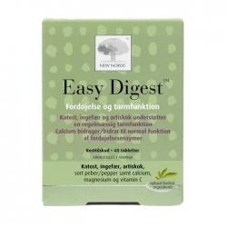 Tăng cường chức năng tiêu hóa New Nordic Easy Digest Hộp 40 viên
